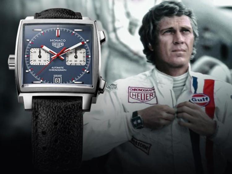 Les montres vintages et les circuits automobiles