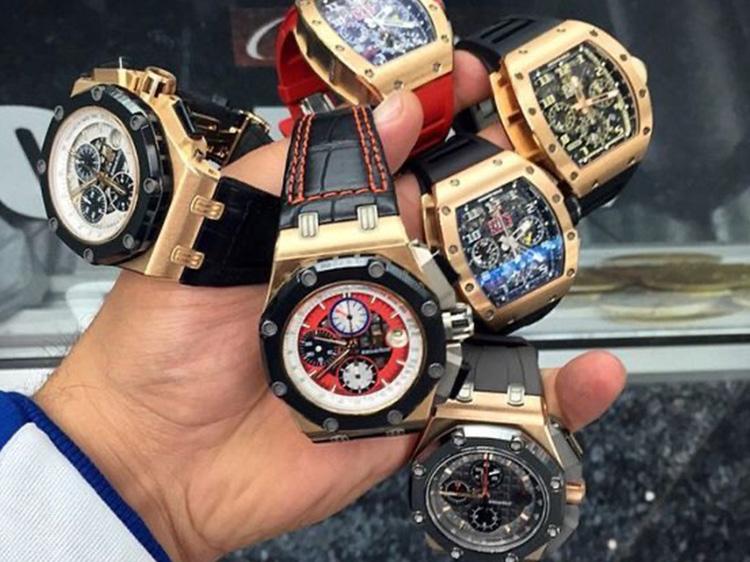 Les montres vintages & les marques automobiles
