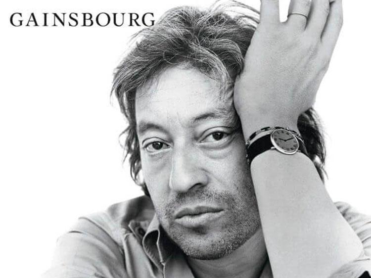 Serge Gainsbourg et Jane Birkin : les Montres Renoma et les autres